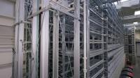 穿梭技术的自动化小零件仓库