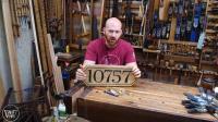 制作木框邮箱Making a Timber Framed Mail Box Post - Final Part
