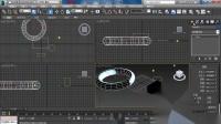 才刚老师3DmaxVR家装效果图完整视频第一集初识界面及常用快捷键