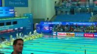 孙杨光州游泳世锦赛首秀 3分44秒小组第一进决赛