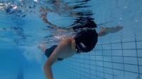 郭一辰25米自由泳