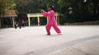 传统杨氏太极拳85式VID_20180207_164514_超清