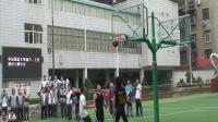 武汉市粮道街中学篮球赛 本部2