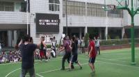 武汉市粮道街中学篮球赛 本部3
