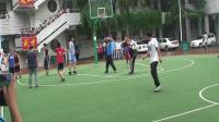 武汉市粮道街中学篮球赛 本部1