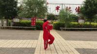 杨氏四十式太极拳2019:07:21 摄影剪辑编辑制作:老兵郭延斌