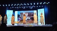 20190516外国语学院毕业晚会班级合唱节目