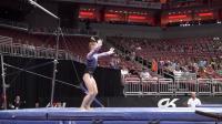 2019年 GK U.S. Classic Elizabeth Gantner 高低杠
