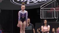 2019年 GK U.S. Classic Elizabeth Gantner 跳马