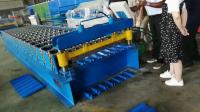factory trapezoidal roll forming machine