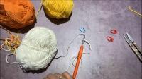 第9集下_彩虹球泫雅彩色糖果斜跨水桶包_钩针编织视频教程