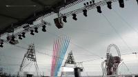 珠海航展:英国红箭飞行表演队首次来华表演