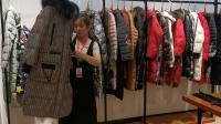 宝莱国际羽绒服19冬 宝莱国际品牌折扣羽绒服 奇美服饰折扣女装