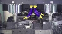 震环机床 Z-MaT 双主轴立式加工中心Power W6 加工案例