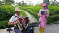 哈尔滨红博中央公园(祖国慈祥的母亲)演唱:丁晓霞.伴奏:米丰2019.7.24录像:白子平.制作:米丰。