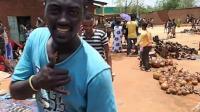 埃塞俄比亚--集市日-哈马尔部落