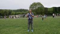 歌曲【突然的自我】朱坤 外景演唱城阳世纪公园 2019-6-16