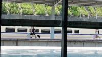 CRH-D9991次 南昌西-厦门 南丰3站台6道发车 和谐号南局昌段