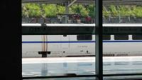 CRH2A-D6523次 南昌西-厦门 南丰2站台4道进站 和谐号南局昌段