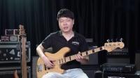 铁人音乐频道乐器测评-J&D JP-Plus 爵士及ZM 2200无品贝斯