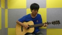 #2019卡马杯第二届全国原声吉他大赛 弹唱组 李子鹏 友情岁月