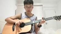 2019卡马杯第二届全国原声吉他大赛初赛 陈亮 无题