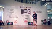 JudgeShow小强-WDG天津分赛区-少儿FreeStyle