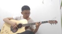 # 2019 卡马杯第二届全国原声吉他大赛初赛 何宇豪 无题 #