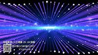 s627 2K画质唯美浪漫紫色光线粒子婚礼晚会舞台背景LED视频素材放飞梦想 青春励志 教室 课桌 成长