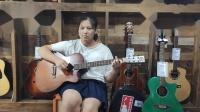 2019卡马杯第二届全国原声吉他大赛初赛 雷马琳 旅行的意义