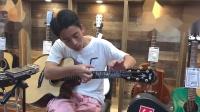 2019卡马杯第二届全国原声吉他大赛初赛 阮文轩 Drifting