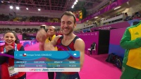2019年 泛美运动会 男子自由操 决赛