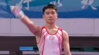 2019年 青运会 男子甲组(U17)团体决赛 后半场