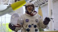 Adam Savage Meets Neil Armstrongs Apollo 11 Spacesuit
