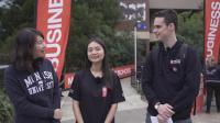 Peninsula校区第一站商学院已到站,Vanessa和德明小哥哥接下来会去哪里?