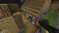 我的世界動畫-第一視角射擊-喪尸末日-01-Nessy Craft