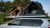 五分钟房车七座车顶拓展平台配双帐篷
