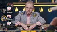 德州扑克:2019传奇扑克百万英镑慈善赛国人藏书奴夺冠FT02