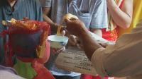 浦北六硍农历七月七日西山庙康王出游