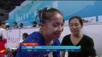 2019年 青运会 团体决赛 高宁 高低杠