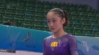 2019年 青运会 团体决赛 刘思佳 太原 跳马