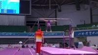 2019年 青运会 团体决赛 蓝嘉怡 高低杠