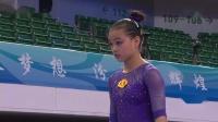 2019年 青运会 团体决赛 蒋雅琴 跳马