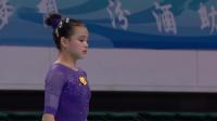 2019年 青运会 团体决赛 蒋雅琴 自由操