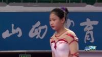 2019年 青运会 团体决赛 李瑞燕 平衡木