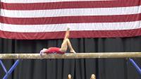 2019年 全美锦标赛 Day 1 Konnor McClain 平衡木