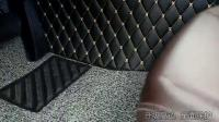 09131516款金盃大力神K5皮卡专用全包围双层丝圈汽车脚垫改装
