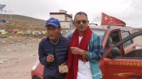 为老爷子点赞👍三个轮子车自驾进西藏🌹🌹🌹