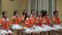 湘教版四年级音乐《土风舞》演唱课教学视频-教学能手唐老师