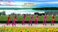 琼儿广场舞《多余的温柔DJ》腹部健身操 团队版
